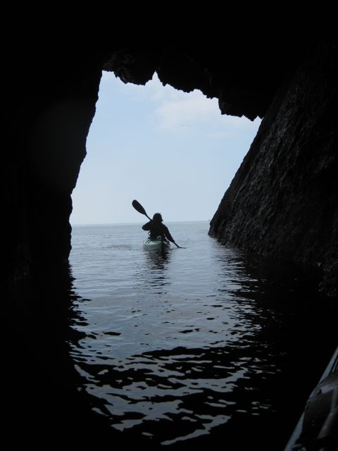 Sea Cave near Cemaes