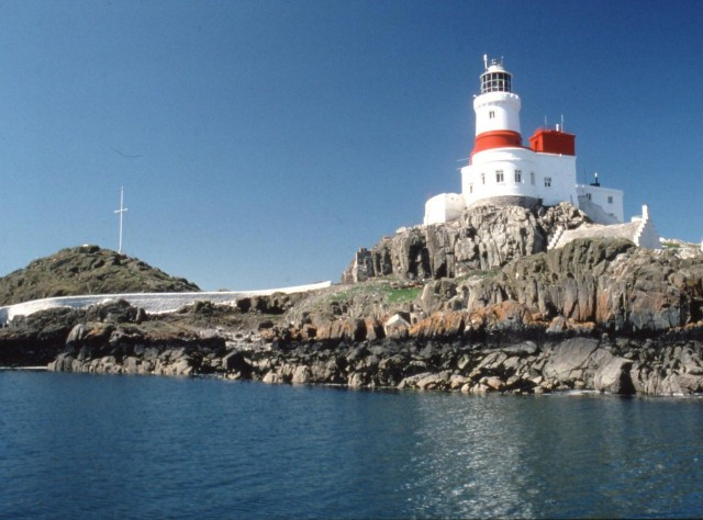 View of Skerries lighthouse